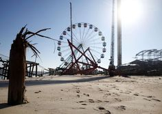 #hurricane #sandy #amusementpark