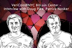 VeriCoin@NYC Bitcoin Center – Interview with Doug Pike, Patrick Nosker