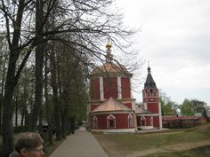 Chapel in Suzdal