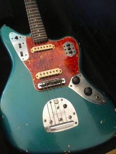 Vintage 1963 Fender Jaguar - L series. Made in USA.