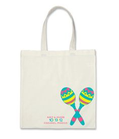 Maracas Mexico  Wedding Welcome Bag Sample for by MGermanDesigns, $3.00