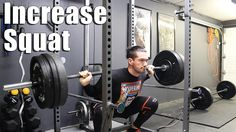 How to Increase #Squat #Strength with Basic Tips. #homegym #training #powerlifting