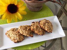 Galettes davoine banane et raisin My Recipes, Cooking Recipes, Macarons, Baked Potato, Muffins, Deserts, Vegetarian, Gluten, Nutrition