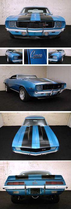 1969 Camaro Z28....OH MY GOD.......think I need to change my panties LOL