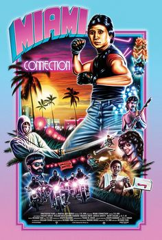 """Miami Connection"" http://drafthousefilms.com/film/miami-connection"