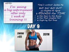 ZGYM #workout