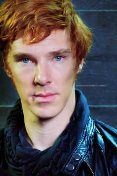 I love Ginger!batch so much... --- Me too, but not when they ef up with his eyes.