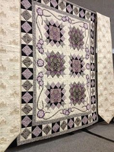 Miss Marker's Quilts - Downton Abbey Quilt!