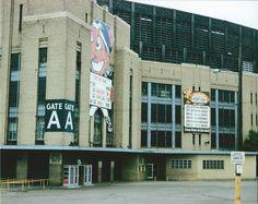 Cleveland Stadium, 1970s