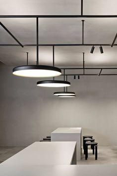 1301 best office lighting images in 2019 office interiors rh pinterest com