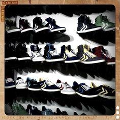 hummel shoes