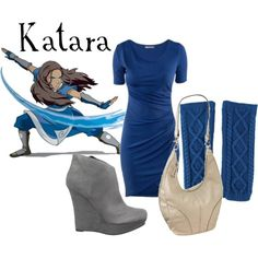 Katara by companionclothes on Polyvore