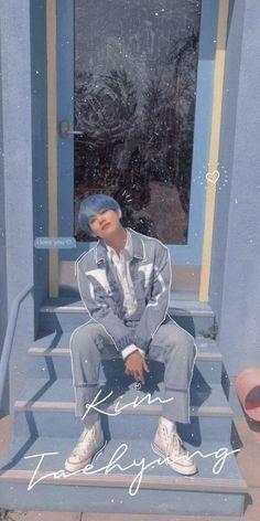 Taehyung Fanart, V Taehyung, Foto Bts, Bts Bangtan Boy, Bts Jungkook, Bts K Pop, Bts Aesthetic Wallpaper For Phone, Taehyung Photoshoot, V Bts Wallpaper