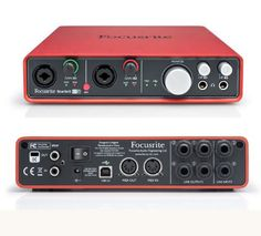 Focusrite Scarlett 6i6 6 In/6 Out USB 2.0 Audio Interface With Two Focusrite Mic Preamps  http://www.amazon.com/gp/product/B00CP4IIJY/ref=as_li_tl?ie=UTF8&camp=1789&creative=390957&creativeASIN=B00CP4IIJY&linkCode=as2&tag=bonafsucce-20&linkId=M4IRWLGRG24QXSD2