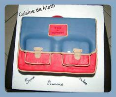 Gâteau cartable