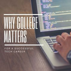 There is a lot of conversation about college vs. career–the pros and cons of each weighed against the needs of individual students. Here's a thoughtful article from Peter MacCallister, … Study In London, Best University, Digital Citizenship, Study Hard, Smart People, High School Students, Best Relationship, Software Development, Curriculum
