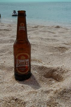 Banks on Valley Church Beach, Antigua