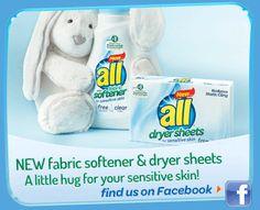 all sensitive skin fabric conditioner