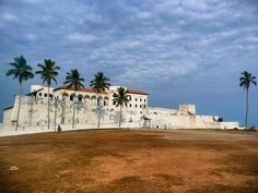 Sklavenfort Elmina Castle in Ghana