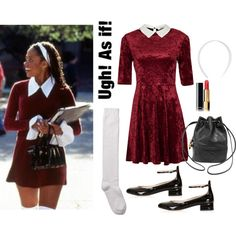 334 Clueless Dionne - Polyvore