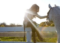 I want to own a stable of horses in the near future...