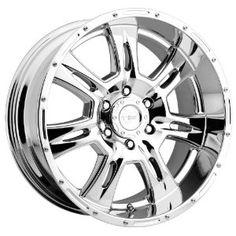 Pro Comp Alloys 6047 Chrome Wheel (18x9 Pro Comp, New Chrome, Chrome Wheels, Boy Toys, Car, Automobile, Toys For Boys, Autos, Cars