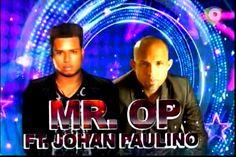 Presentación de Mr. OP en Pegate y Gana con el Pacha