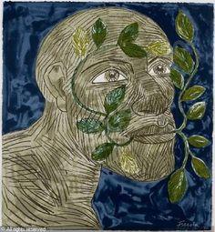 Image result for elisabeth frink green man
