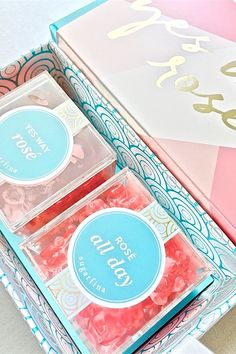 Sugarfina's Whispering Angel Rosé-Infused Gummy Bears & Roses are so DELICIOUS they are flying off the shelves this SUMMER! | The Glamorous Gourmet