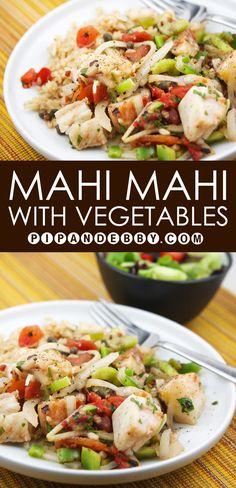 Mahi Mahi Recipe Healthy