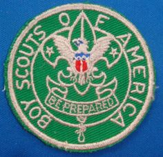 Scoutmaster patch