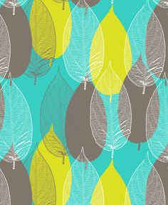 Leaves by Aimee St Hill on Society6
