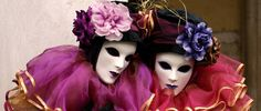 Venice Carnivale is a huge attraction!