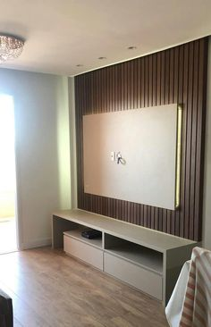 35 Trendy ideas for modern furniture design tv walls tv stands - 35 Trendy ideas for modern furniture design tv walls tv stands - Modern Tv Room, Modern Tv Wall Units, Modern Meubeldesign, Home Living Room, Living Room Decor, Wall Tv Stand, Tv Wanddekor, Tv Wall Cabinets, Tv Unit Decor