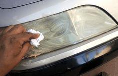 Truco para realizar la limpieza de las micas del auto