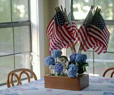 Summer decorating at its simplest!