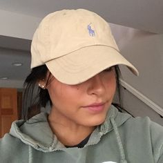 Tan polo hat Matches everything Polo by Ralph Lauren Accessories Hats