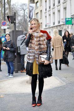 Trend fall 2013 - exotic fur