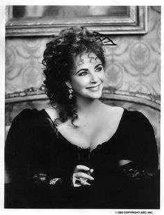 Elizabeth Taylor as Madam Conti North and South b | Flickr - Photo Sharing!