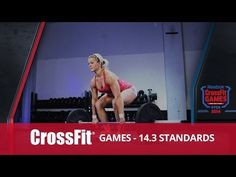 ▶ Open Workout 14.3 Standards - YouTube