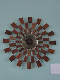 Seth Thomas Clock..Mid-Modern Century