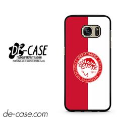 Olympiakos FC DEAL-8169 Samsung Phonecase Cover For Samsung Galaxy S7 / S7 Edge