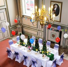 Love Lucia's Royal Tea Parties - Royal, Queen, Tea Party, Afternoon Tea, Children's Birthday, Children's Party, Children's celebrations
