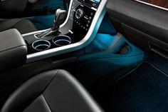 2013 Ford Edge Interior Lights, via Flickr.