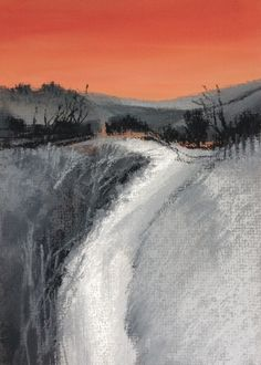 Isle of Wight Arts - The Showcase for Island Artists Craftspeople Susie Prangnell Pastel