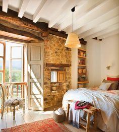 Shabby and Charme: La splendida ristrutturazione di un antico casale in Spagna