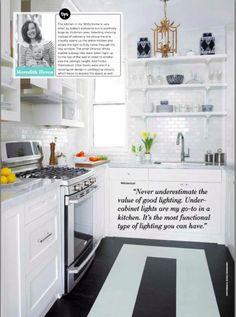Meredith Heron Design Meredith's Kitchen