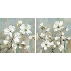 You'll love the 2-Piece Sweetbay Magnolia Canvas Print Set at Joss & Main - With Great Deals on all products and Free Shipping on most stuff, even the big stuff.