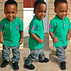 Kids and babys with fashion
