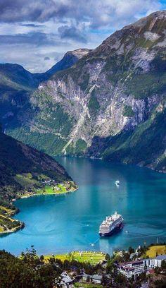 Norway beauty.